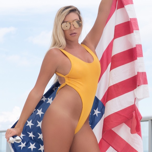 4c6aa70ee6602 Gabriela Pires Beachwear Swim | Womens Thong High Cut One Piece ...